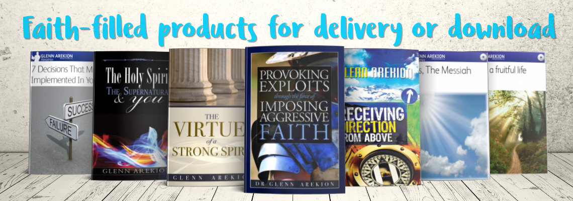 Faith Filled Products - Books